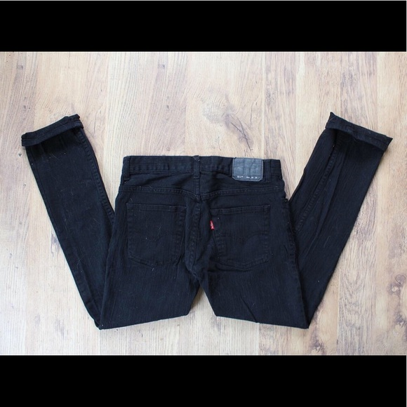 Levi's Denim - Black Levi's